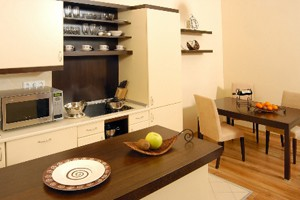 dining area in an Apartment Hotel