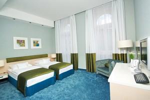 stylish room in a Budapest Fashion Hotel