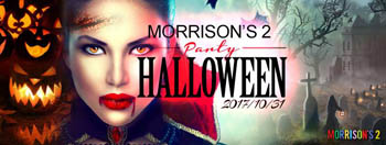 a vampire girl on the poster of the party