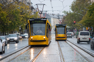 Public Transportation: Combino tram