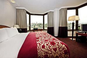 room in Sofitel Budapest Hotel