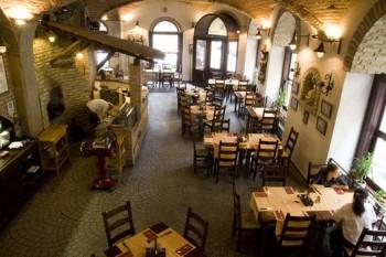 eating in Il Terzio Cerchio