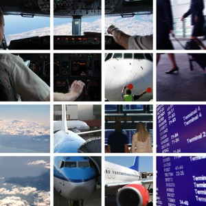 airplanes and airport