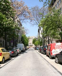Budapest's new main street