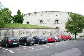 Citadel on op of Gellért Hill