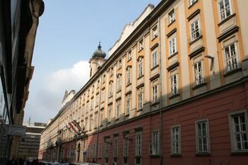 City Hall of Budapest