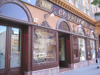 Hauer Cafe Budapest