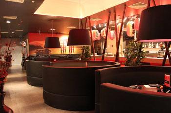 interior of Itoshii restaurant