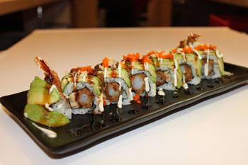 fresh sushi in Itoshii