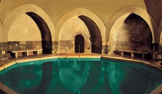Kiraly Baths octagonal pool