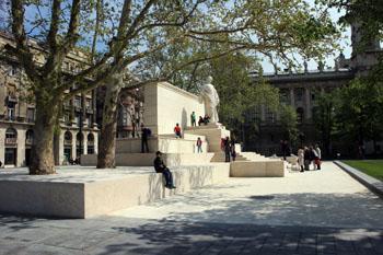 Memorial of Lajos Kossuth