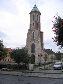 Magdalene Tower Buda castle