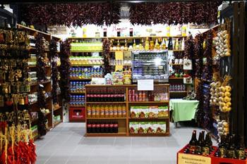 Magyar Sziget shop