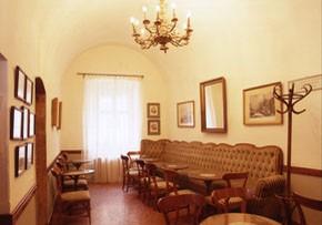 interior of the Ruszwurm