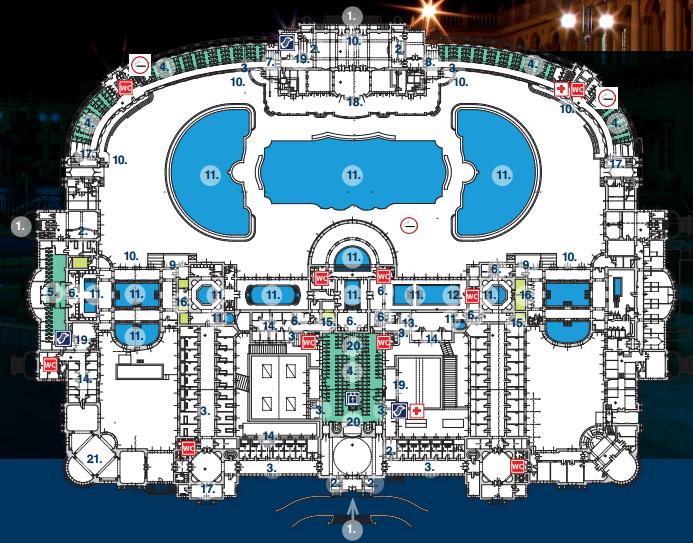 Szechenyi Baths Budapest Tickets Parties Dress Code
