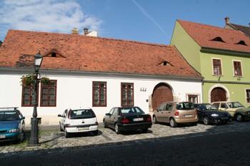 Baroque Buildings in Tancsics utca