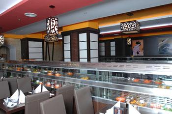 Tokyo Restaurant , Budapest inside