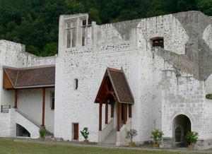 Royal Palace in Visegrád, Hungary