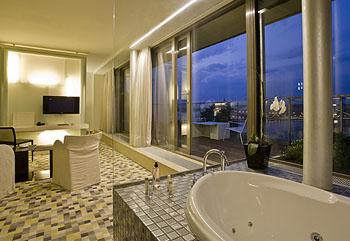 a room in Lánchíd 19 Design Hotel