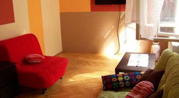 room in Animation City Hostel