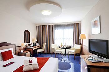 room in Mercure Budapest City Center