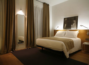 standard room in Zenit Palace hotel