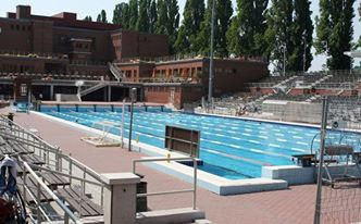Budapest sport fitness clubs swimming outdoor sports - Margaret island budapest swimming pool ...