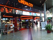 Cinema in WestEnd Mall