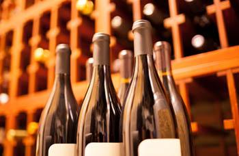 a Wine Shop inside