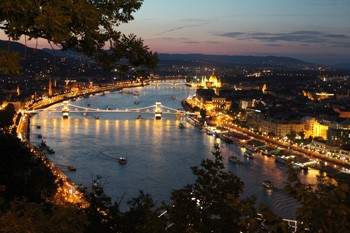 Cruise on the Danube in Budapest