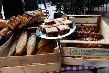 Bread, milk loaf pastries by Panificio il Basilico
