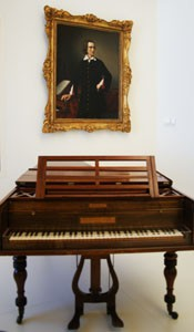 Beethoven's Piano, Budapest National Museum
