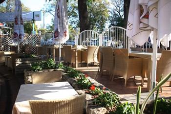 Széchenyi garden Restaurant, City park