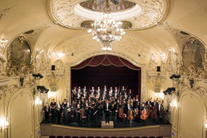 Classical Concerts in Danube Palace