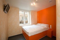 double room in easyhotel oktogon