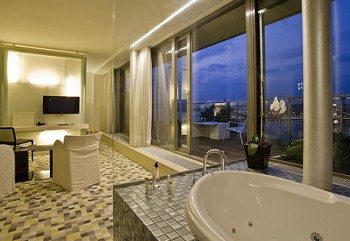 Best boutique and design hotels in budapest for Best boutique hotels budapest