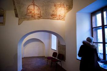 The historic prayer house in Táncsics Street