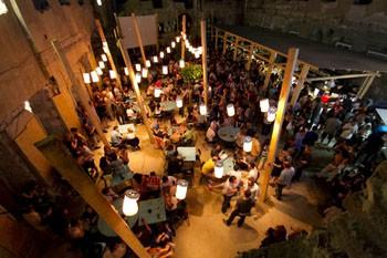 partying in Ankert Garden Pub