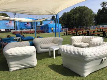Fan Lounge